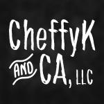 CheffyK & CA Logo
