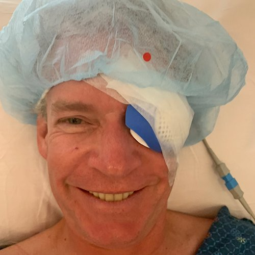Detached Retina Eye Surgery