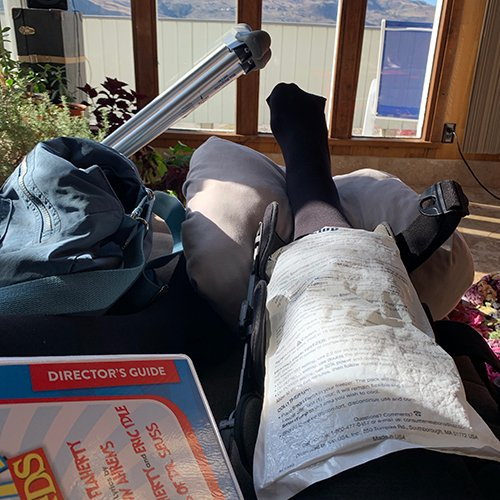 Torn ACL Surgery Recovery