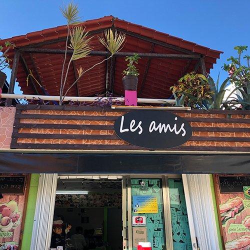 Les Amis Restaurant Playa del Carmen